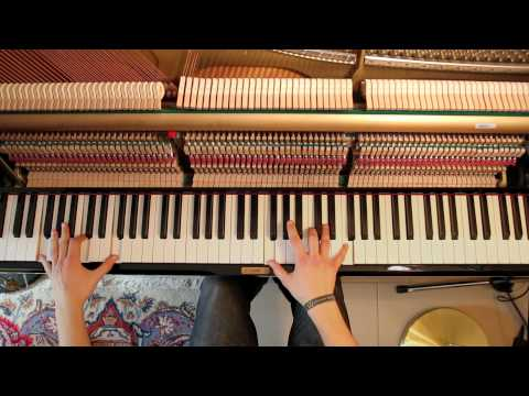 Cohen's Masterpiece - Bioshock OST (Piano Cover) [very hard]