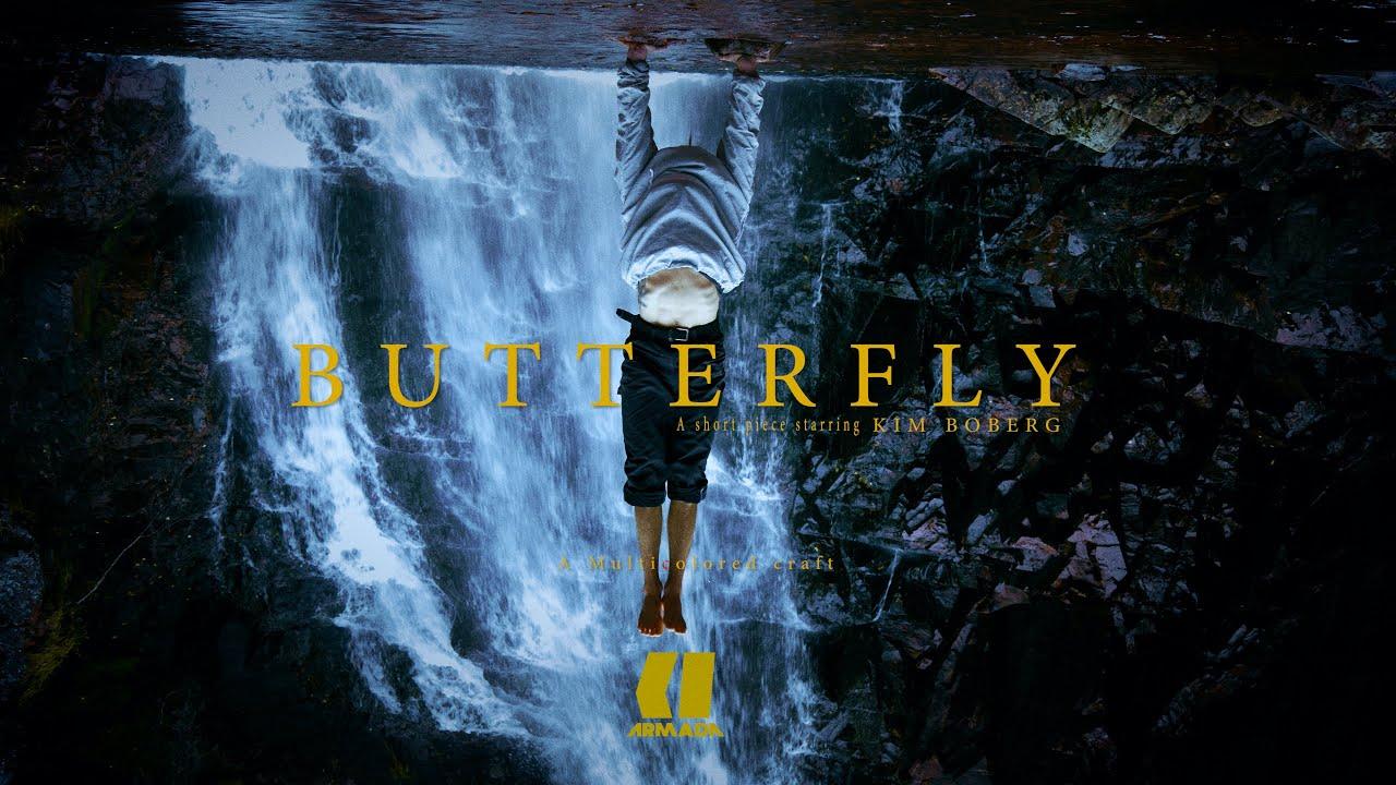 KIM BOBERG : BUTTERFLY