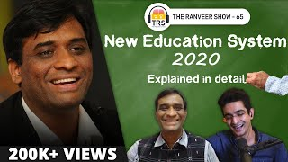 Indian Education System Changes Explained In Detail ft. Dr.Radhakrishnan Pillai |The Ranveer Show 65