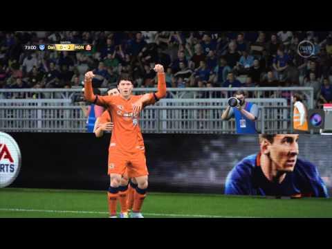 FIFA 16/D3/le MUR de SEOUL!