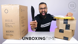 Smart Coffee Machine - Unboxing Time Episode 2