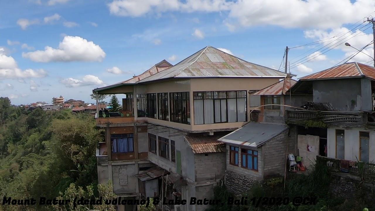 Download Mount Batur Lake Batur Bali 2020