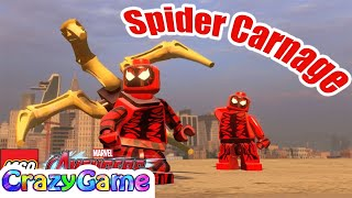 LEGO Spider-Man Carnage in LEGO Marvel's Avengers MOD
