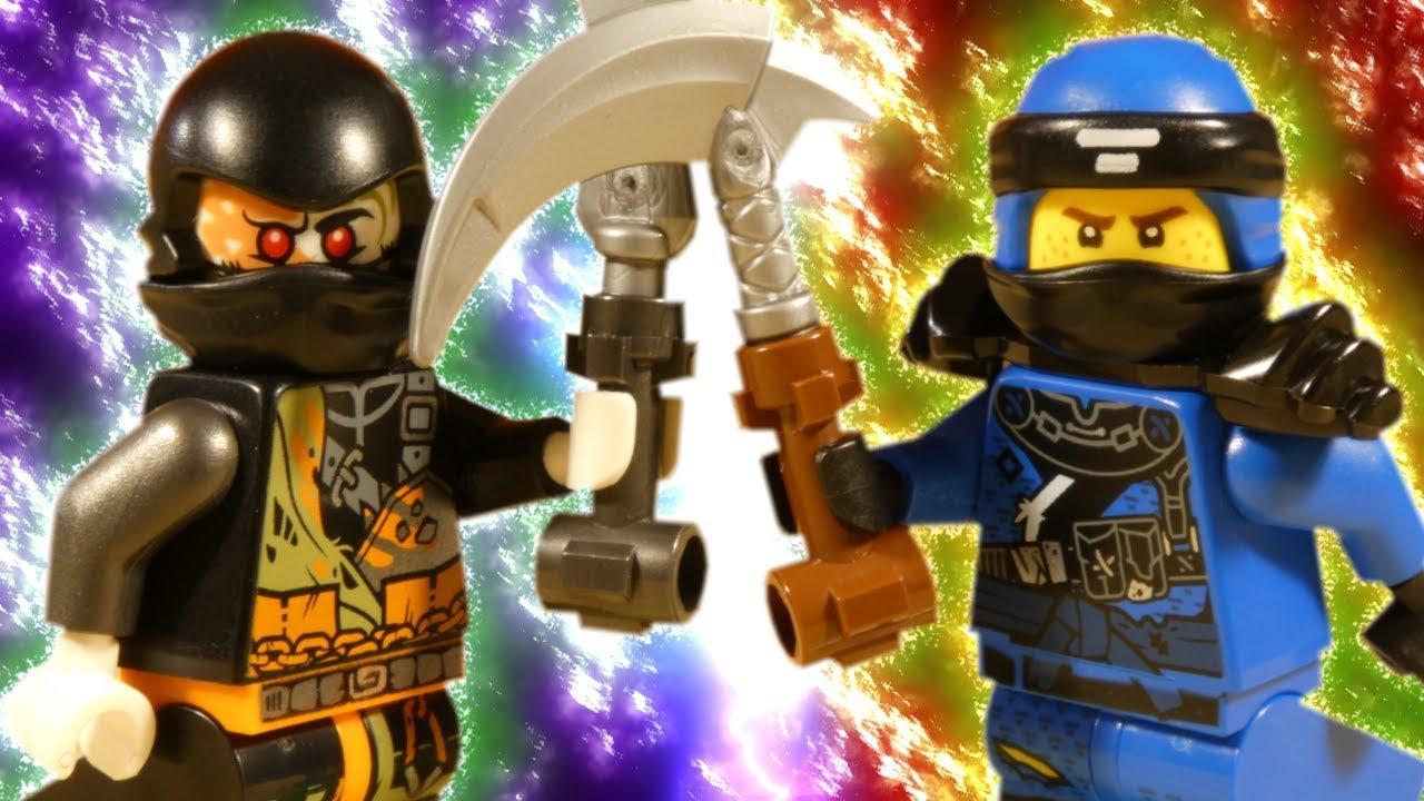 LEGO NINJAGO HUNTED - JAY V'S DRAGON HUNTERS