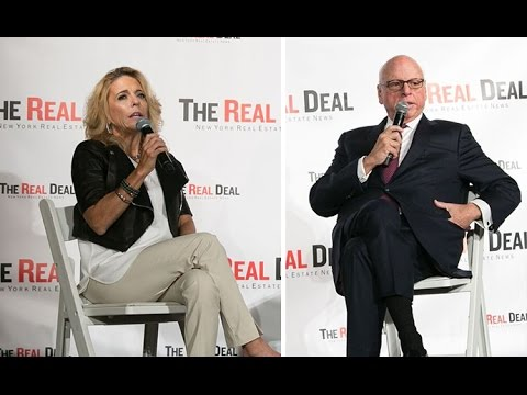 Pam Liebman and Howard Lorber | TRD NYC Showcase and Forum