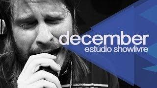 December no Estúdio Showlivre 2013 - Apresentação na íntegra