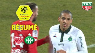 Dijon FCO - AS Saint-Etienne ( 0-1 ) - Résumé - (DFCO - ASSE) / 2018-19