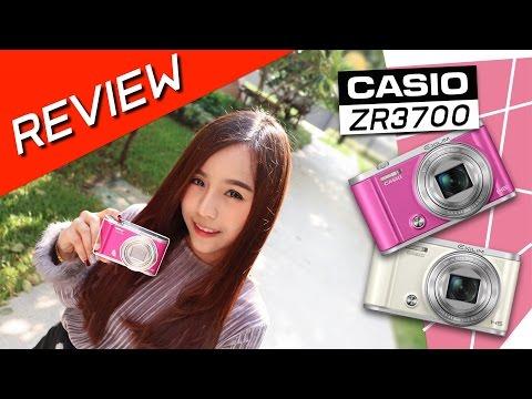รีวิว Casio ZR3700 รีวิวภาพถ่าย วีดีโอ เปรียบ ZR5000 : ZR3600 by Casio Puengnoi