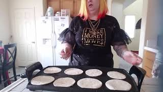 COOKING TACOS