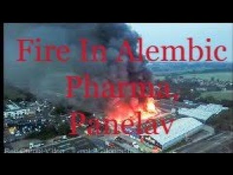 Fire In Alembic,  Plant 7