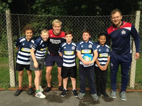 Community: Charlie Amesbury hails volunteering opportunities with Spectrum Project