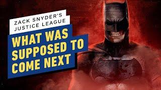 No More Snyderverse? Justice League 2&3, Batman, Flash, Cyborg Films Explained
