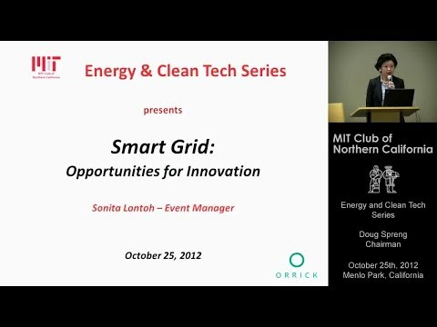 Smart Grid - Opportunities for Innovation