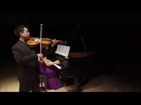Born Lau plays Ravel Habanera