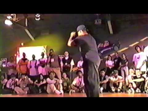 NYC Bronx Popping Battle at the Key , Back to Mecca Jam