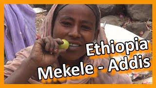 Ethiopia - From Mekele to Addis Abeba