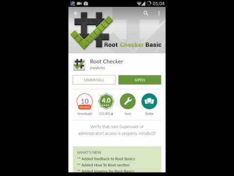How To Check Successfully Root Of Android Phone