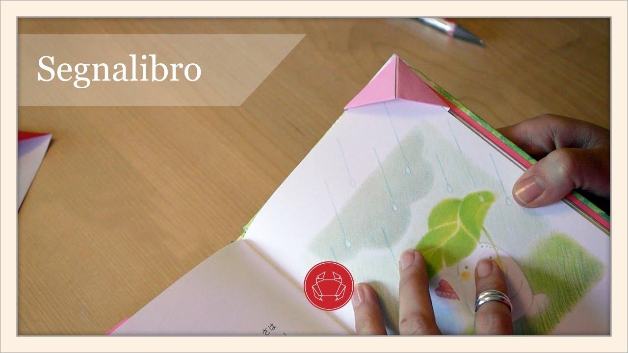 Populaire Segnalibro origami - YouTube XC11