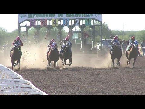 Carreras de Caballos en el Hipodromo de Hermosillo 22 de Octubre 2017