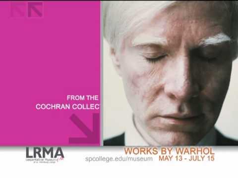 LRMA: WORKS BY WARHOL - PSA