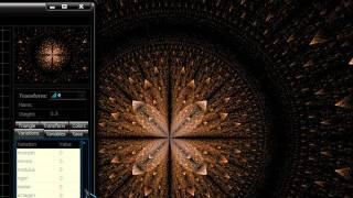 [Apophysis] Criando uma fractal no Apo 7X
