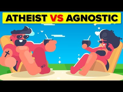 Atheist VS Agnostic - How Do They Compare & What's The Difference?
