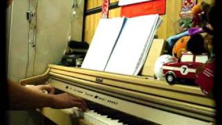 霎時感動 (one From The Heart)  Piano Version