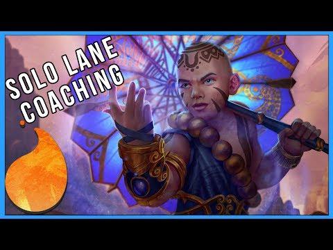 Smite Coaching: Solo Lane Matchup