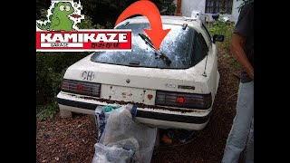 "save a mazda rx7 rotary starting after 16 years  ""rx7 jungle"""