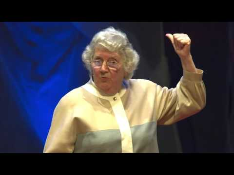 Rising from the Ruins | Anne Ellis | TEDxGlasgow