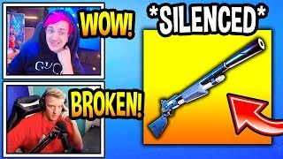 Streamers React To *NEW*