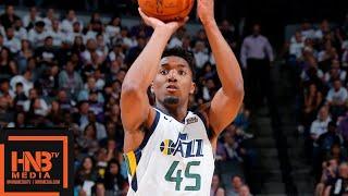 Utah Jazz vs Sacramento Kings Full Game Highlights | 10.17.2018, NBA Season