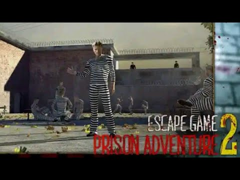 Updated Prison Adventure 2: Escape Game Part 1 Walkthrough