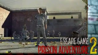 aDVENTURES PRISON ESCAPE 2 ПРОХОЖДЕНИЕ