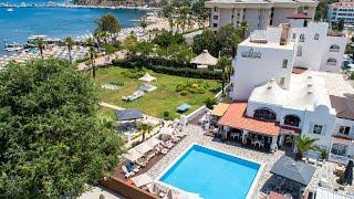 CASA BLANCA BOUTIQUE APT Мармарис Турция обзор отеля территория все включено