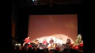 Flying Blind - Smokescreen (LIVE and ACOUSTIC) - Acoustic Christmas 2012