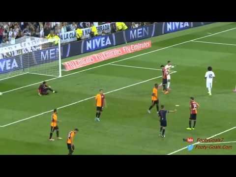 Real Madrid 2-1 Galatasaray Santiago Bernabeu Kupası Özet