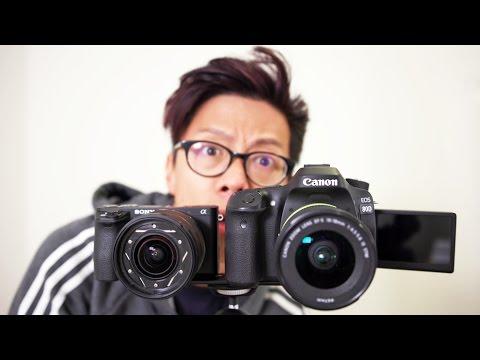 Canon 80D vs Sony a6500 - Best Vlogging Camera? // VLOG 7