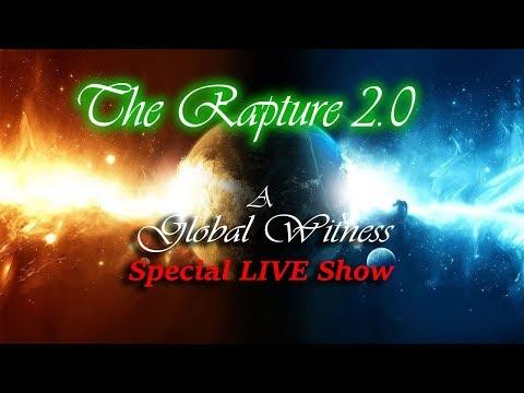 THE RAPTURE 2.0 , DARK MATTER HURRICANE WITH JACOB ISRAEL