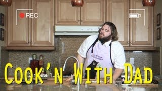 Depressed and Lonely Dad Cooking Show