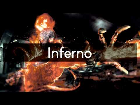 Mick Gordon - Inferno (Cinder's Theme)