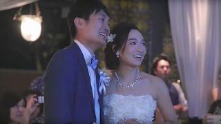 NLPサプライズ『自分の居場所』1.5次会フラッシュモブ Flash Mob Surprise Wedding