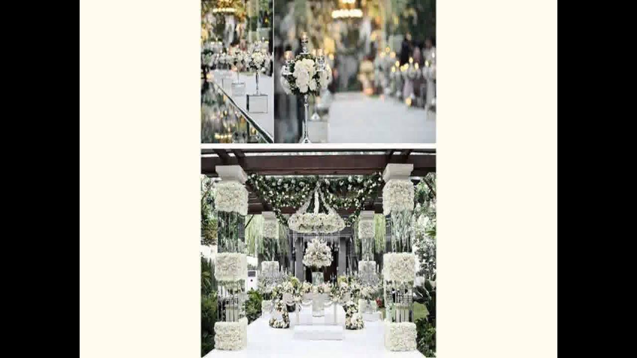 Best Winter Wedding Decoration Ideas Youtube