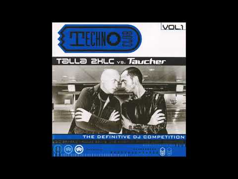 Talla 2XLC Vs. Taucher | TECHNOCLUB Vol. 1 (1997) [Live Mixed @ Dorian Gray FFM]