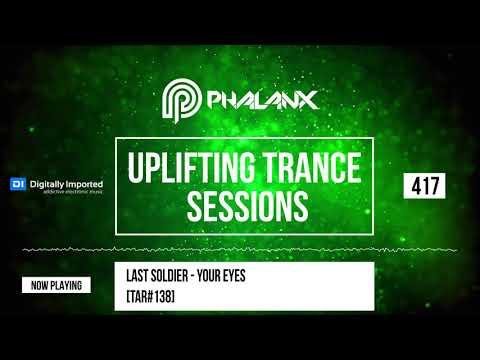 🔴 DJ Phalanx - Uplifting Trance Sessions EP. 417 (DI.FM) | January 2019 Mp3
