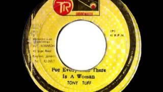 TONY TUFF + TR RYTHM SECTION - For everyman there is a woman + version (1979 Groovemaster)
