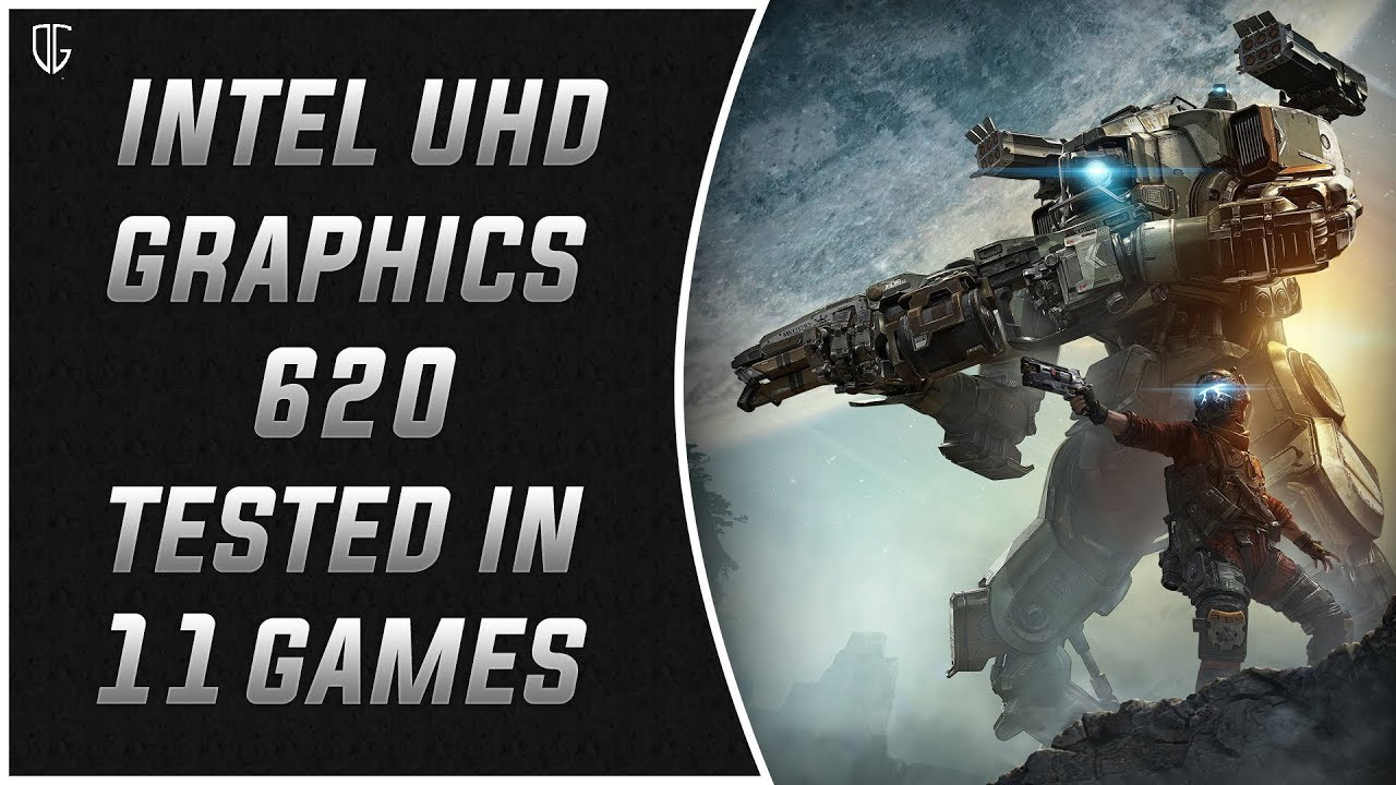 Intel UHD Graphics 620 Tested In 11 Games