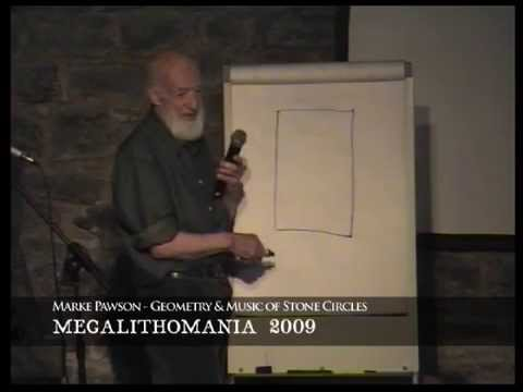 Geometry and Music of Stone Circles - presented by Marke Pawson FULL LECTURE