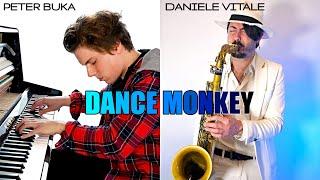 Dance Monkey (PIANO & SAX)