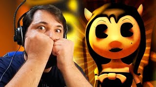 segredos revelados bendy and the ink machine chapter 3 parte 3